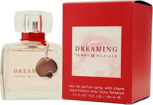 (Tommy Dreaming by Tommy Hilfiger For Women. Eau De Parfum Spray With Charm 3.4-Ounces)