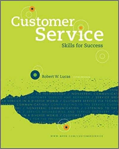 Image for Customer Service Skills for Success