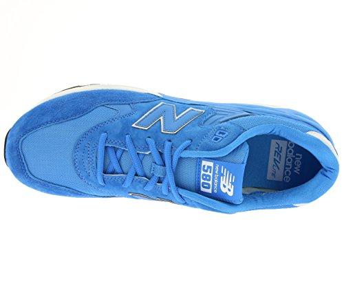 New Balance 580 hombres zapatilla de deporte azul MRT580DN