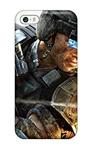 High Quality ZippyDoritEduard Frontlines Fuel Of War Skin Case Cover Specially Designed For Iphone - 5/5s