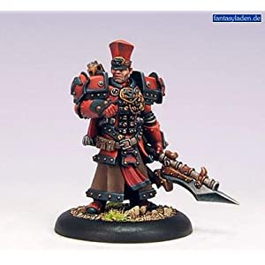 Privateer Press – Warmachine – Khador Kommandant Irusk (2010) Model Kit