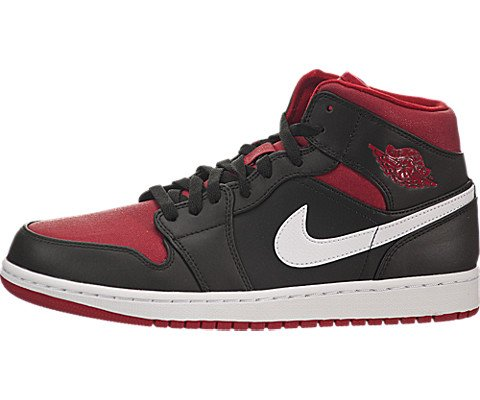 premium selection b1d5f f3fa0 Nike Jordan Men s Jordan 1 Mid Basketball Shoe - Buy Online in Oman.    Apparel Products in Oman - See Prices, Reviews and Free Delivery in Muscat,  Seeb, ...