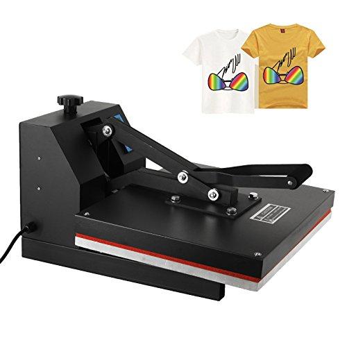 OrangeA Heat Press 16x20Inch 1800W Heat Press Machine Hig...