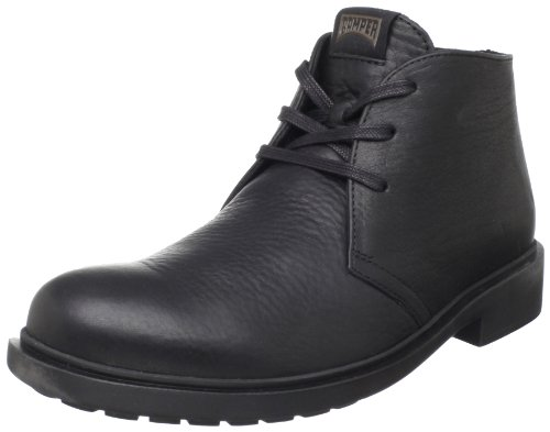 Camper Men's 36426-012 Lace-Up Boot, Negro,46 EU/13 M US by Camper (Image #1)