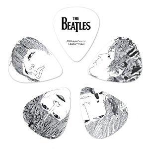 Planet Waves The Beatles Revolver Medium Picks (x10) 1CWH4-10B1 w/Bonus RIS Pick 019954960063 ()