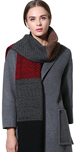 Women Winter Thick Chunky Colors