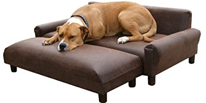 Amazon.com : ComfortMax Memory Foam Orthopedic Dog Bed Sofa 39\