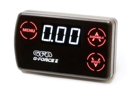 Price comparison product image GFB G-FORCE II Electronic Boost Controller