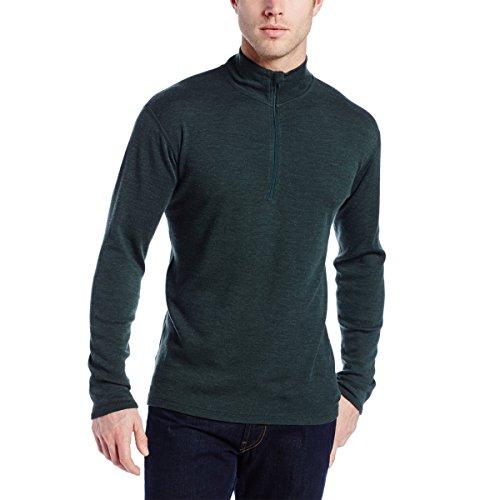 Mens 100% Wool Sweater - 4