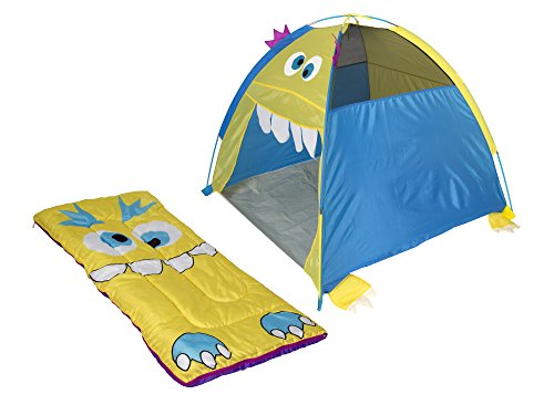 Pacific Play Tents 2080 Friendly Monster Dome Tent/Bag, 48