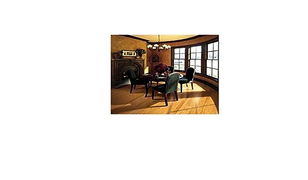 Traditional Living Blonde Oak Premium Laminate Flooring Wood Laminate Flooring