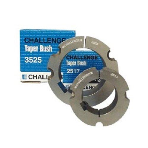 Challenge TBI-1108-1-1/8 - Cerradura de cerradura (orificio de 2, 54 a 0, 63 cm)