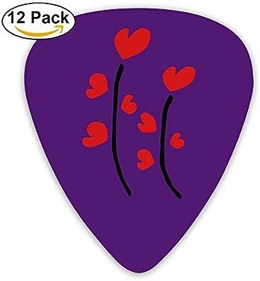 AIRCRY SHOP púas para guitarra de celuloide, accesorio ...