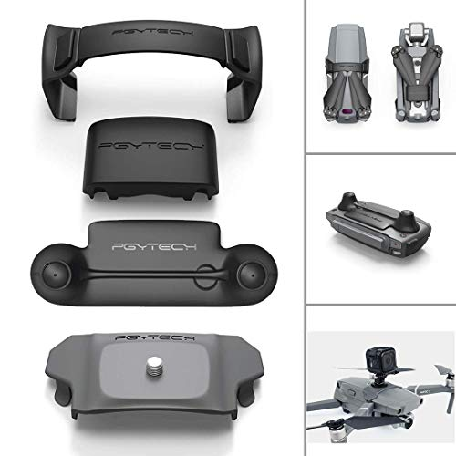 PGYTECH Propeller Holder + Remote Control Stick Protector + Camera Connetor Adapter for DJI Mavic 2 PRO/Mavic 2 Zoom