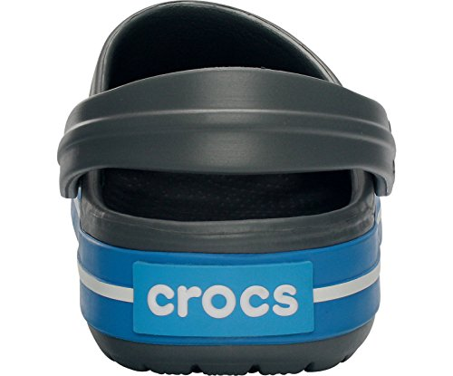 Crocs CR. 11016, Zoccoli Unisex – Adulto Anthrazit