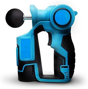 SQTECH Powerful Handheld Deep Tissue Muscle Massage Gun