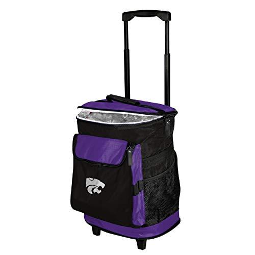NCAA Kansas State  - Rolling Cooler by Logo Brands