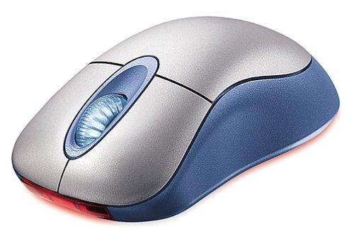Microsoft Wireless Optical Mouse Blue