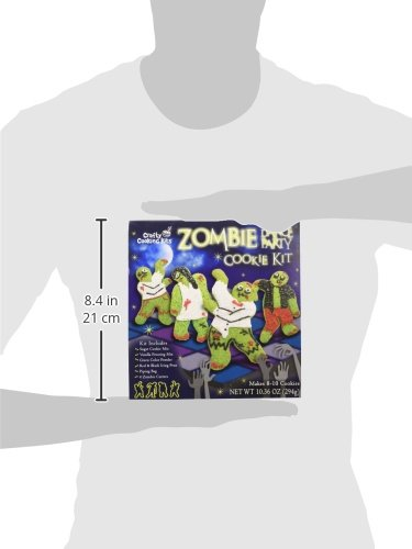 Crafty Cooking Kits Zombie Dance Party Kit, Sugar Cookie, 10.36 Ounce by CRAFTY COOKING KITS (Image #5)
