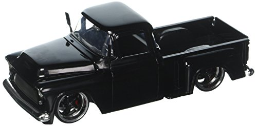 Jada 1:24 - Metals - Just Trucks - 1955 Chevrolet Stepside (Black) ()