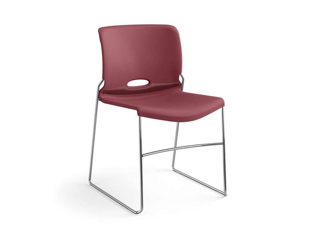 Amazon.com: HON Sillas de oficina – Pack de 4 sillas de ...