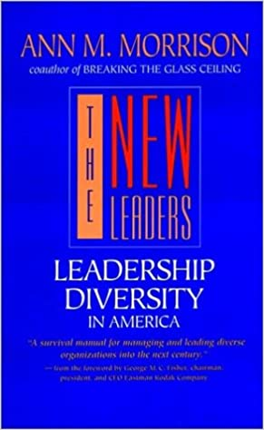 The new leaders leadership diversity in america jossey bass the new leaders leadership diversity in america jossey bass business management series 1st edition fandeluxe Images