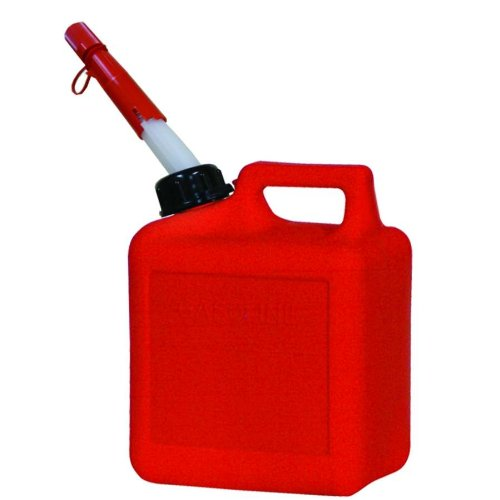 Midwest Can 1200-12PK Gas Can - 1 Gallon Capacity, (Pack of 12)