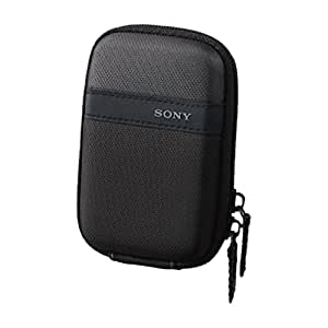 Sony LCSTWP/B Compact Carrying Case for Cyber-Shot Digital Camera (Black)