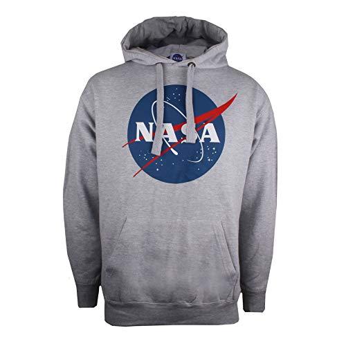 Brands In Limited Girls NASA Classic Insignia Logo Hoodie
