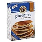 King Arthur Gluten Free Mix Pancake Size: 15 Oz (Pack Of 6)