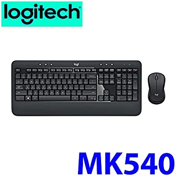 44349451671 Logitech MK540 Wireless Mouse and Keyboard Combo for Computers Laptops  Bundle (1-Pack)