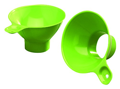Arrow Home Products 01406 Canning Funnel, Lime