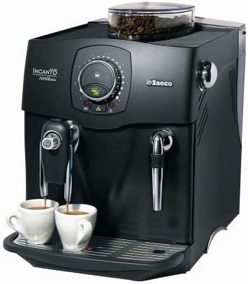 Saeco Incanto Rondo Plus – Cafetera automática Negro: Amazon.es: Hogar