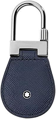 Montblanc Keyring, indigo (Blue) - 113240