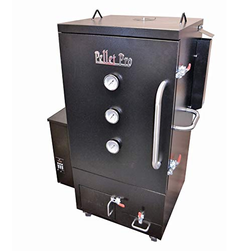 Pellet Pro 2300 Vertical Pellet Smoker Double Walled, used for sale  Delivered anywhere in USA