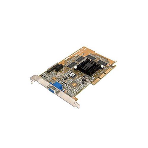 Asus AGP-V3800M/32M 32MB AGP video card. TNT2 M64 chipset.