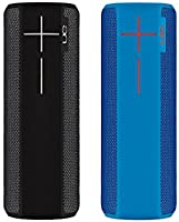 Ultimate Ears Boom 2: Two Speakers (Black and Blue) for £145