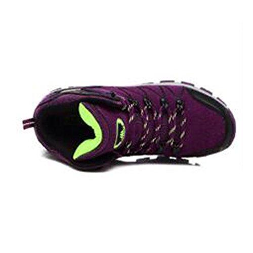 Zapatos De De Zapatos Aire Zapatos A Senderismo Al De Senderismo De De Moda Libre Purple Agua Zapatos Las Mujeres Las Zapatos Prueba De Mujeres Casuales wwEH6qrxF