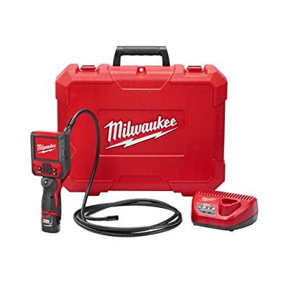 Milwaukee 2316-21 M12 M-Spector Flex Inspection Camera Cable Kit, 9 Ft.