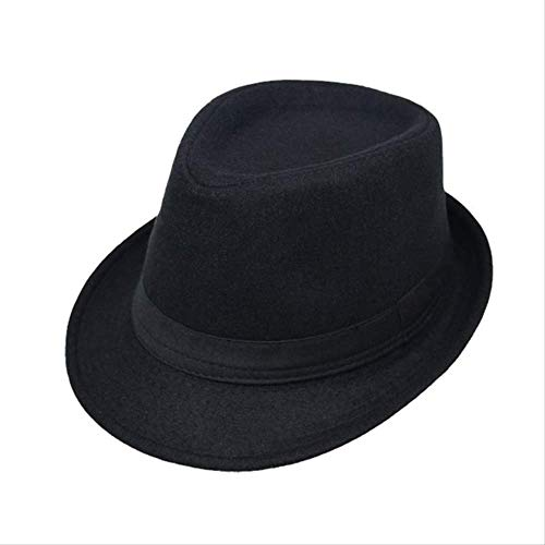 Men Women Vintage Wide Brim...
