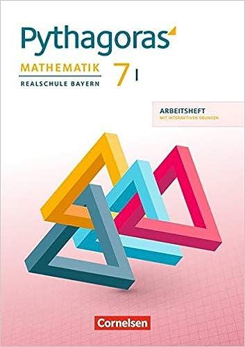 Pythagoras 7 I – Arbeitsheft mit interaktiven Übungen