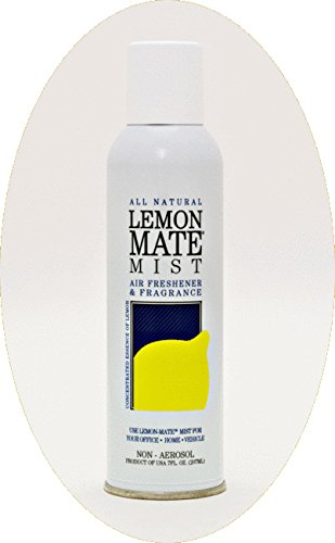Lemon Mate Mist Air Freshener (Orange Mate Mist Lemon)