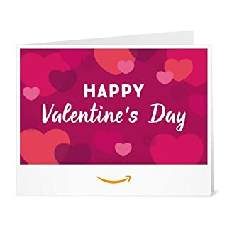 Amazon Gift Card - Print - Valentines Hearts (B01MSBN76R) | Amazon price tracker / tracking, Amazon price history charts, Amazon price watches, Amazon price drop alerts