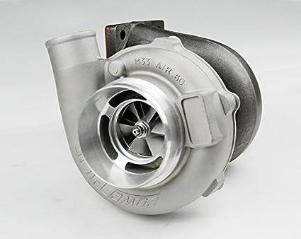mdu GT3037 Turbo T3 Flange 4 Bolt Exhaust Flange Universal Turbocharger