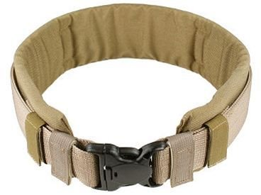 Specter Gear Tactical Operations Belt Pad, Coyote, (Pistol Belt Pad)