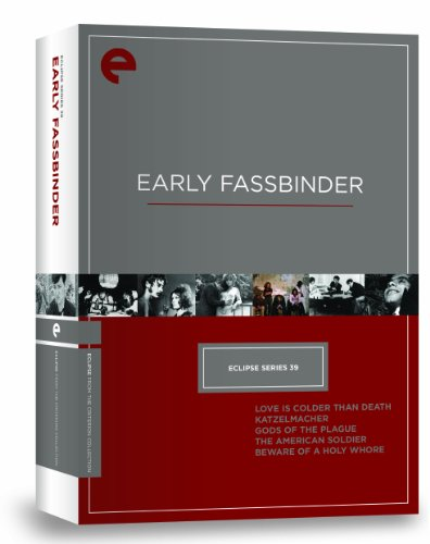 Eclipse Series 39  Early Fassbinder  Criterion Collection