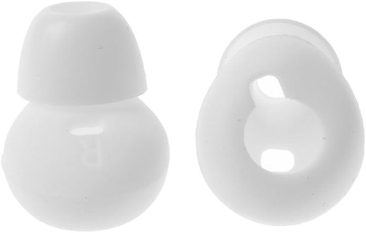 Gancho para Cubierta de Oreja Gancho para Cubierta de Auricular de Repuesto Duradero Funda de Silicona para Auriculares Ba30DEllylelly 1 par para Accesorios para Auriculares