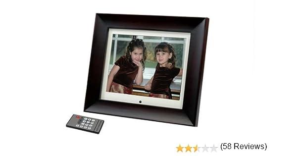 amazoncom smartparts sp8em 8 inch digital picture frame digital photo frame camera photo