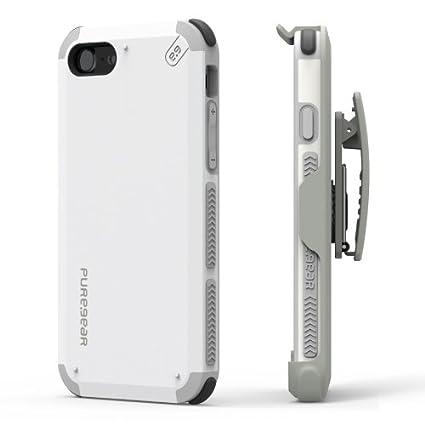 Amazon.com: PureGear DualTek Hip - Carcasa para iPhone 7 ...