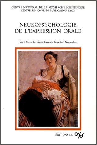 En ligne téléchargement Neuropsychologie de l'expression orale pdf